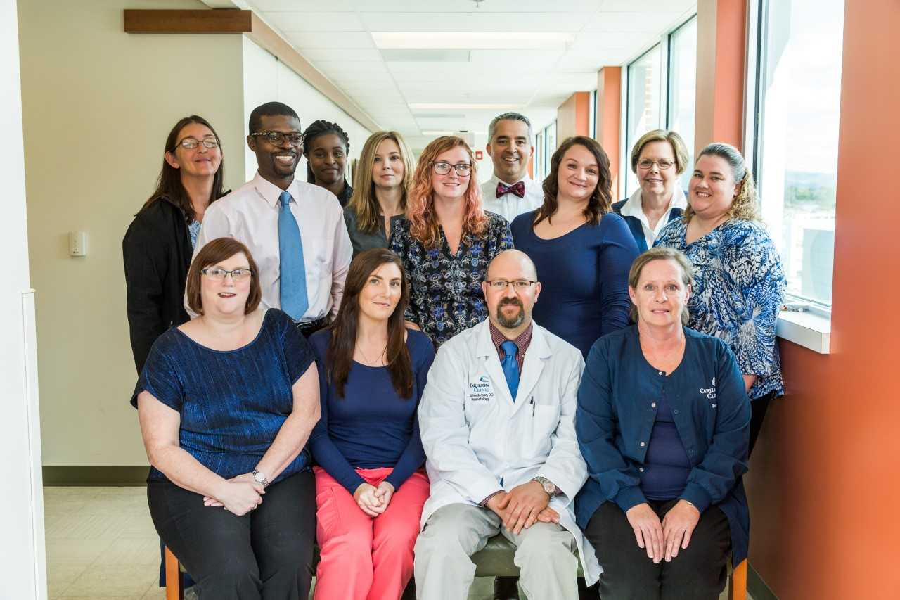 Carilion Clinic Rheumatology Team