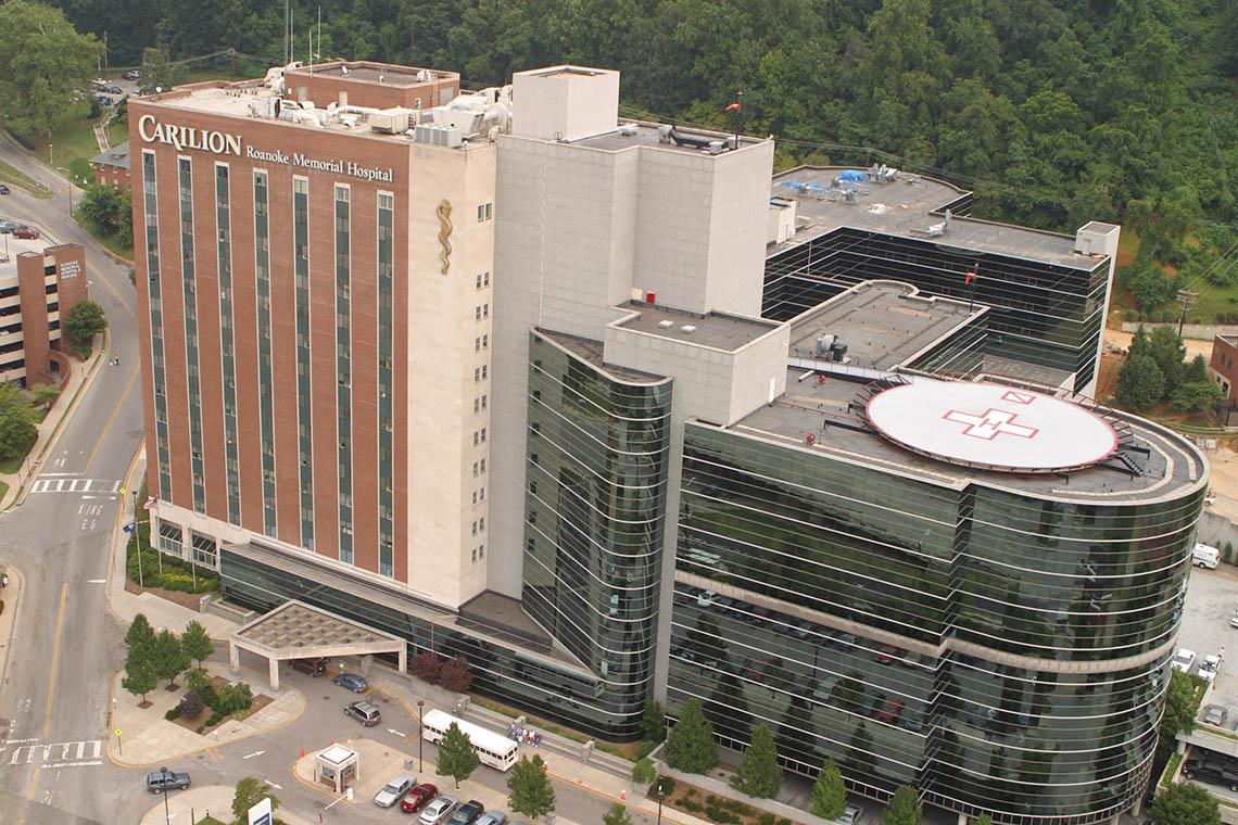 Carilion Roanoke Memorial Hospital | Carilion Clinic