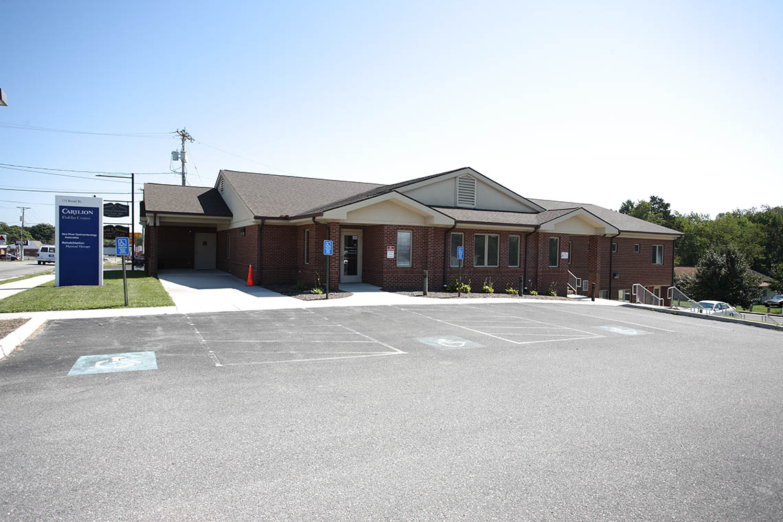 Carilion Clinic Outpatient Therapy - Dublin
