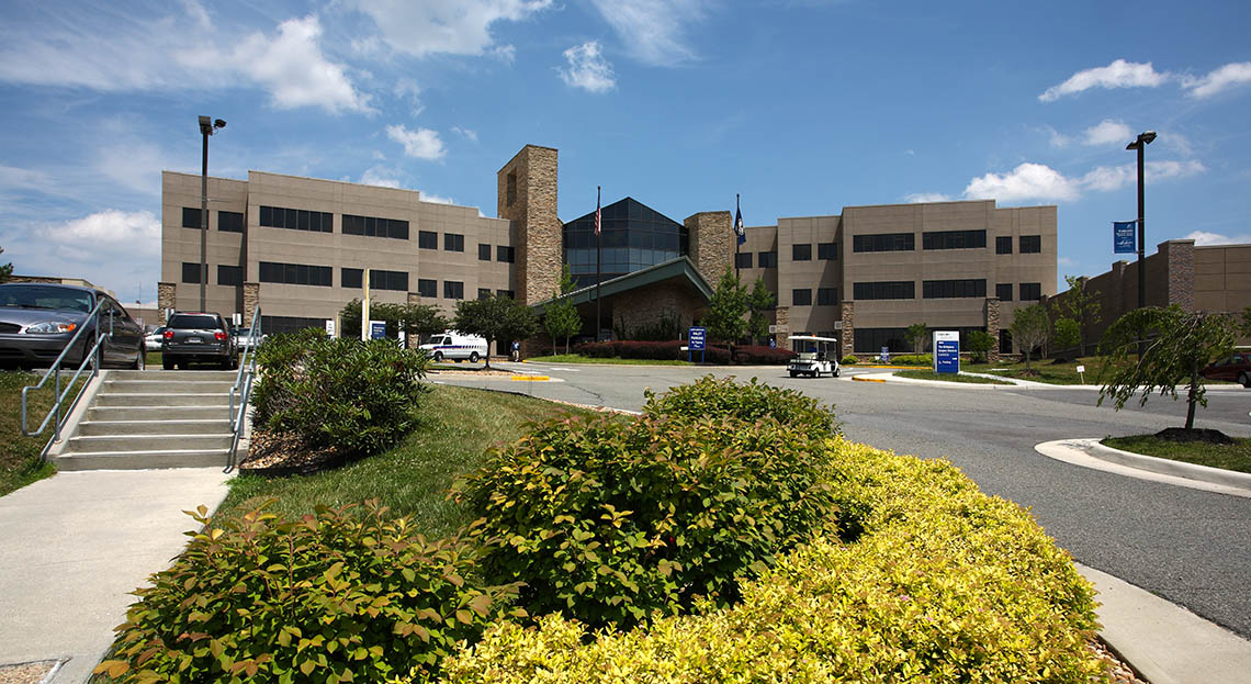 Carilion Clinic Saint Albans Hospital