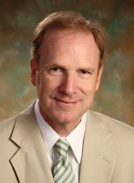 Gary R. Simonds, M.D., Chief of Neurosurgery