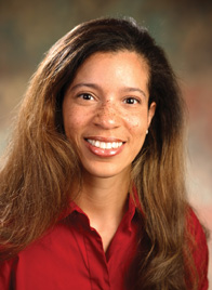 Photo of Valenica Eggleston-Clark, M.D.