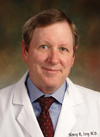 Photo of Henry R. Ivey, Jr., M.D.