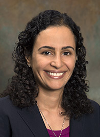 Photo of Mariana A. Phillips, M.D.