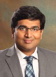 Photo of Sandeep Ravi, M.D.